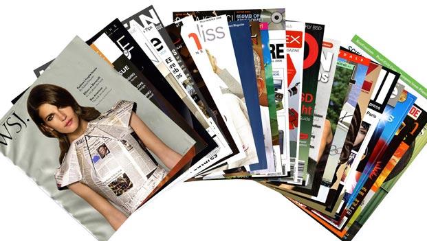 Magazine Ad Spending