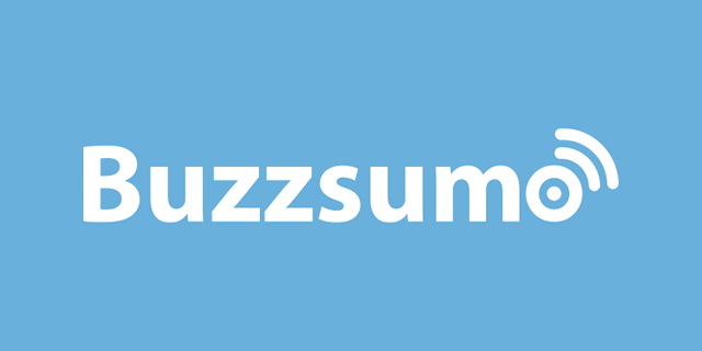 buzzsumo LRG white bluebg - 3 Best Tools You Can Use To Generate Your Content