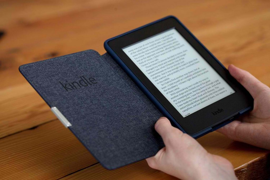 kindle 1024x683 - Why Are People Opting To Use Kindle Fire