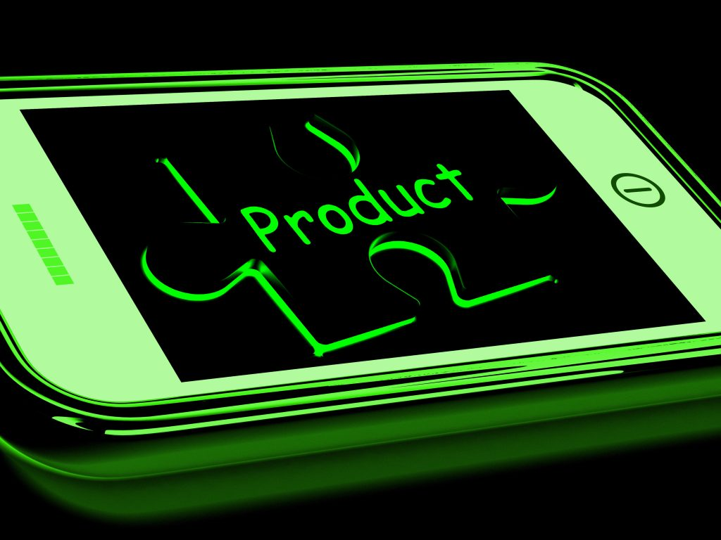 product on smartphone showing online shopping zyEKLGDO 1024x768 - How To Sell Your Own Product In The Internet.